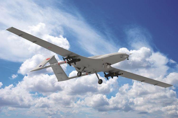 Drone Bayratkar-TB2 Turki