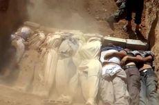 UE Minta Suriah Tak Gunakan Senjata Kimia