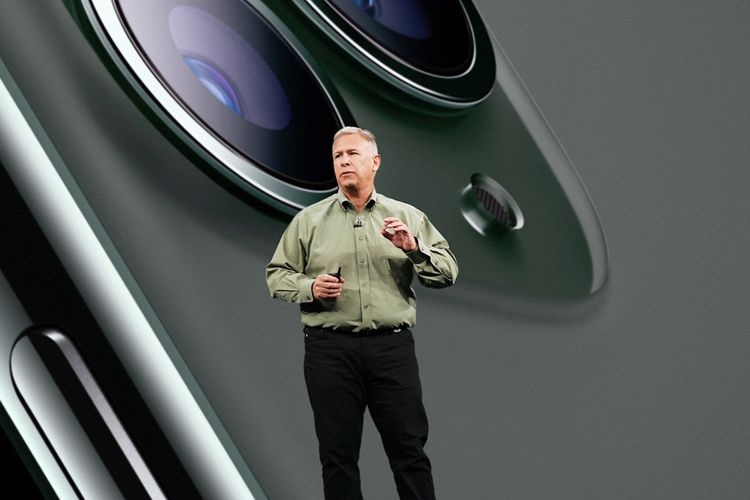 Phil Schaller melepas jabatannya sebagai kepala marketing Apple.