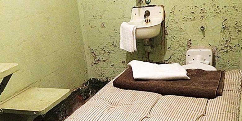 Penjara Alcatraz.