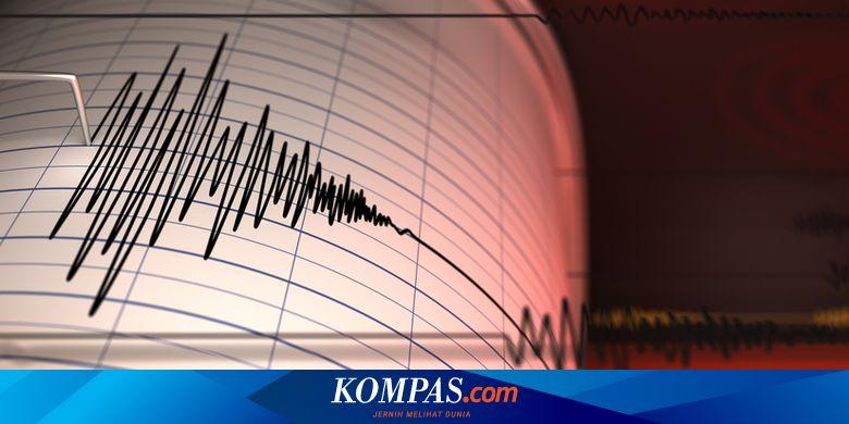 Gempa Magnitudo 5,9 Guncang Pangandaran, Tidak Ber