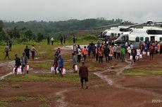 Jokowi Berikan 6.000 Paket Bantuan untuk Warga Terdampak Bencana di Bogor