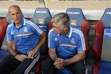 Zidane Akui Tak Pernah Bisa Jadi Asisten Mourinho