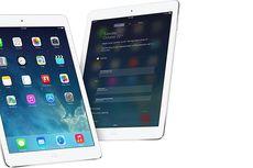 Bukan iPad 5, melainkan iPad Air