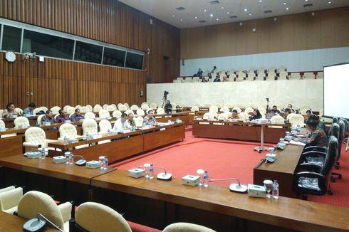 Pansus Angket KPK Gelar Rapat Tertutup Bahas Pandangan Fraksi