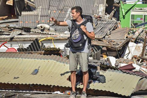 Saling Rebutan Naik Kapal saat Evakuasi di Gili Trawangan