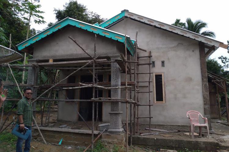 Bantuan BSPS Perumahan di Kabupaten Bangka Belitung
