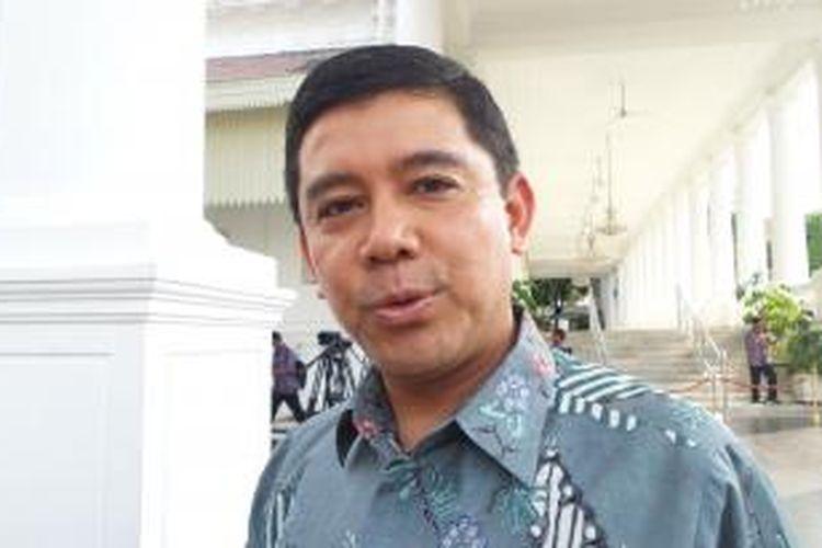 Menteri Pemberdayagunaan Aparatur Negara dan Reformasi Birokrasi Yuddy Chrisnandi.