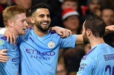 Link Live Streaming Man City Vs Fulham, Kick-off Pukul 20.00 WIB
