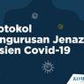 INFOGRAFIK: Protokol Pengurusan Jenazah Pasien Covid-19