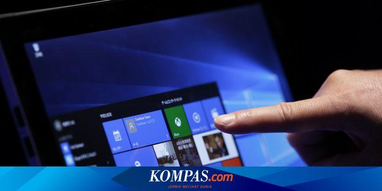 Windows 7 Disetop Begini Cara Upgrade Windows 10 Secara Gratis