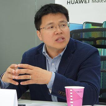 Jim Xu, Vice President Huawei Consumer Business Group.
