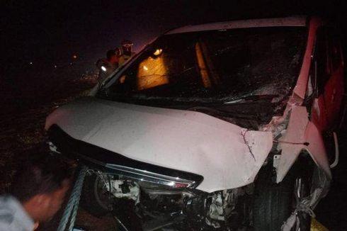 Polisi: Kendaraan yang Tabrak Mobil Hanafi Rais di Tol Cipali Kabur