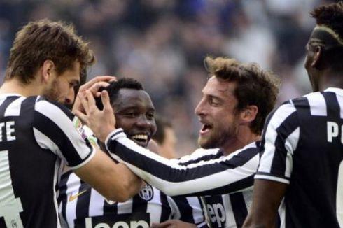 Berkat Asamoah, Juventus Taklukkan Fiorentina