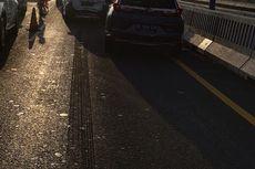 Lima Mobil Terlibat Kecelakaan Beruntun di Tol Layang Jakarta-Cikampek Tadi Pagi