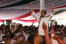 Kampanye di Sentul, Jokowi Pamer Tol Bocimi