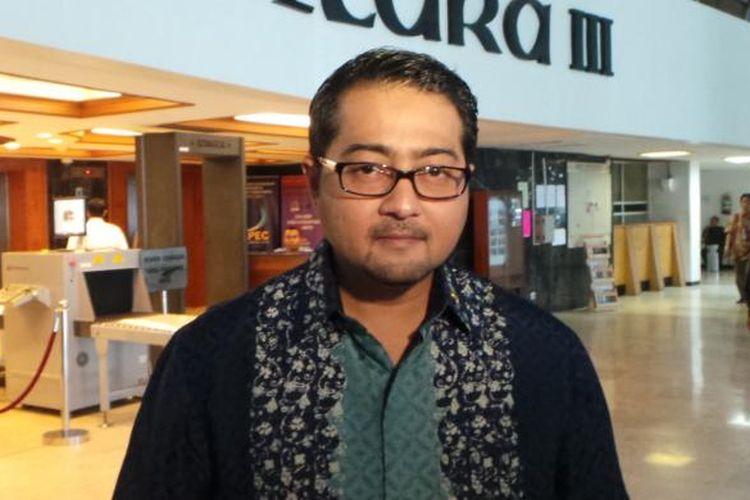 Sekretaris Fraksi Partai Demokrat Teuku Riefky Harsya