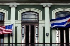 Setelah 54 Tahun, AS dan Kuba Akhirnya Buka Kembali Kedutaannya