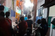 Satu Rumah di Tambora Terbakar, Diduga karena Korsleting Kabel Mesin Jahit