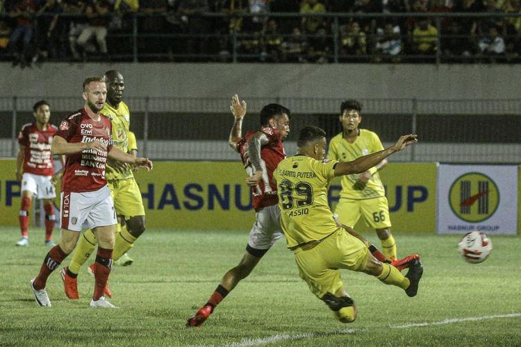 Laga Barito Putera vs Bali United dihelat di Stadion Demang Lehman, Martapura, Jumat (6/3/2020), pada pekan kedua Shopee Liga 1 2020.