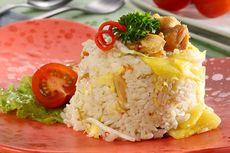 Resep Nasi Goreng Nanas Jambal Roti, Kreasi Nasi Goreng untuk Sarapan