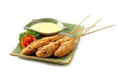 Resep Sempol Ayam Khas Malang, Sate Aci Goreng