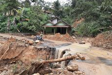 4 Orang Pemilik Tambang Emas Ilegal Jadi Tersangka Banjir Bandang Lebak