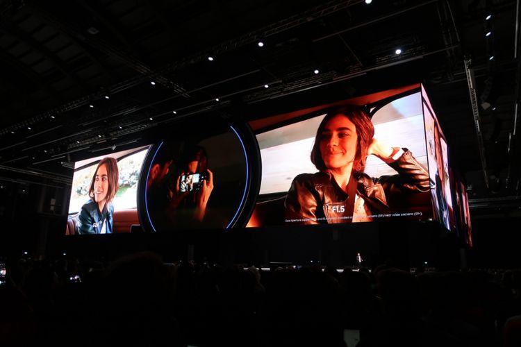 Dual-aperture Galaxy S9 dan S9 Plus