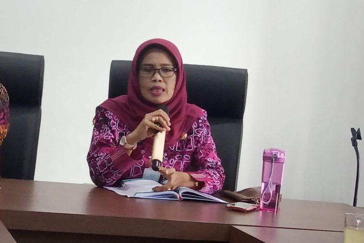 Kepala Dinas Kesehatan Kota Salatiga, Siti Zuraidah