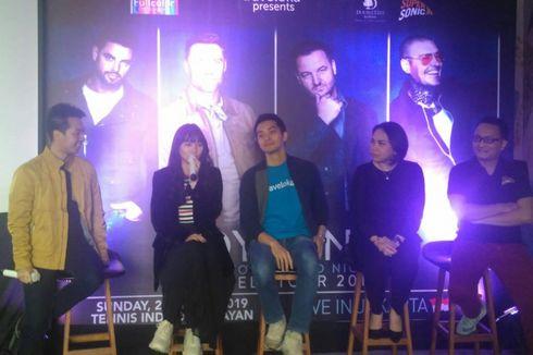 Isyana Sarasvati Sudah Komunikasi dengan Boyzone untuk Siapkan Kejutan di Jakarta