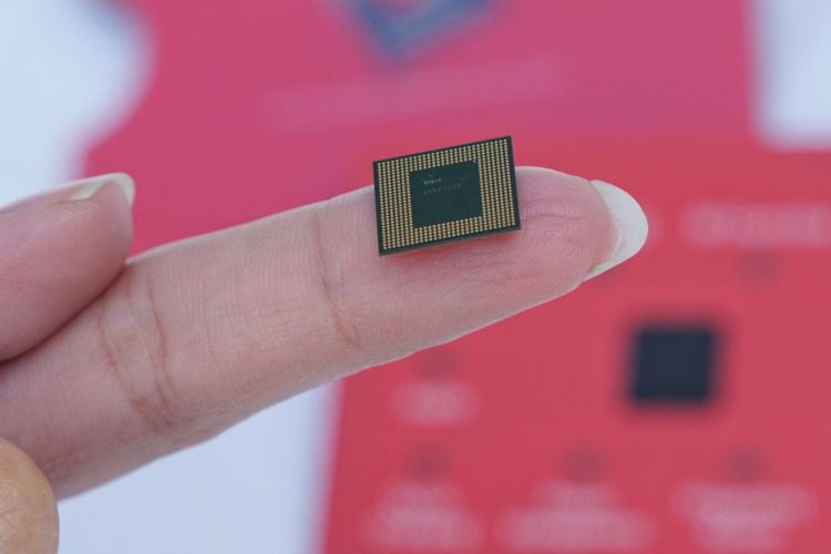 Chip Qualcomm Snapdragon 845.