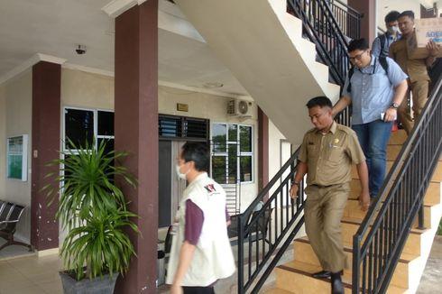 KPK Sita Laporan Keuangan Usai Geledah Kantor Disdik Kepri