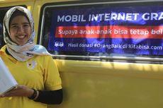 Kisah Febfi Sebarkan Kebaikan dengan Sediakan Internet Gratis Keliling, Berawal dari Meninggalnya Sang Anak