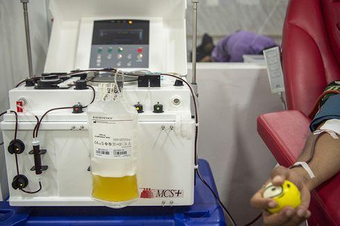 PMI Banyumas Kesulitan Dapatkan Pendonor Plasma Darah untuk Terapi Covid-19
