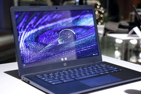 HP Chromebook 14 Tawarkan Banderol Terjangkau dengan Prosesor AMD