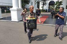Senyum Usma, Rajab, dan Ismail Bisa Kembali Berjualan Usai Pulang dari Istana Bertemu Jokowi