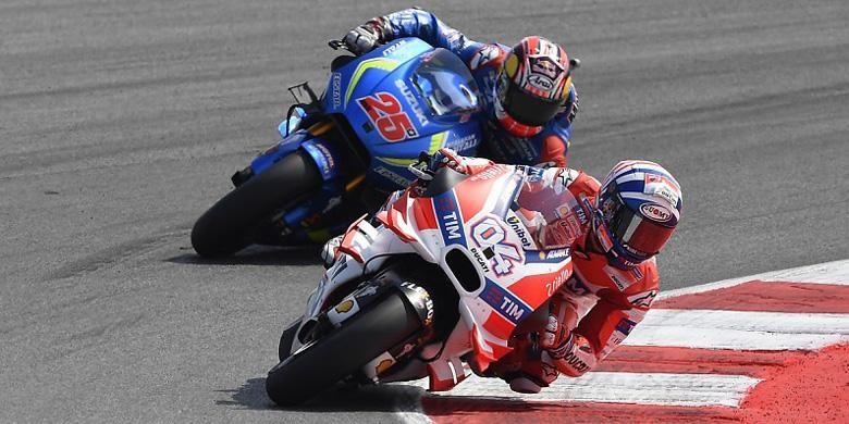 Winglet, sayap, atau tonjolan dalam bentuk apa pun dilarang dipakai semua tim di MotoGP.