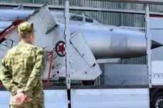 Austria Kembalikan Jet Tempur Simbol Perang Kemerdekaan Kroasia