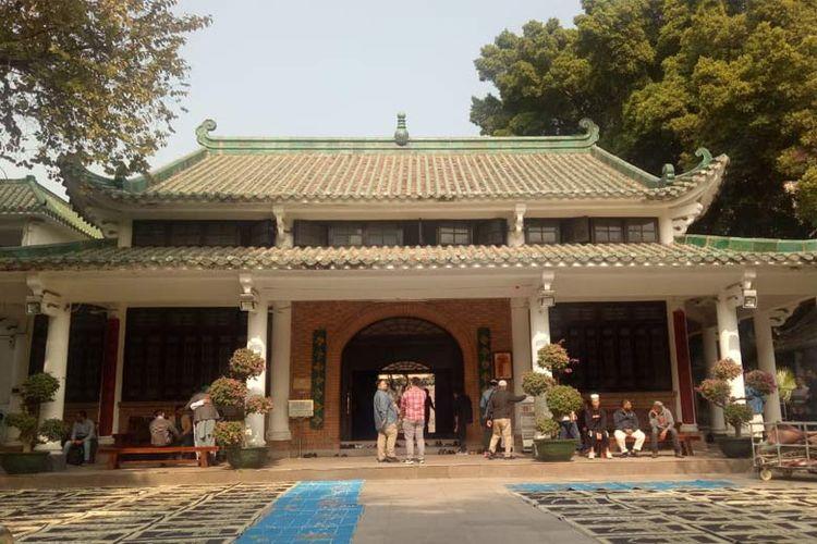 Masjid Guang Ta, masjid tertua di Guangzhou