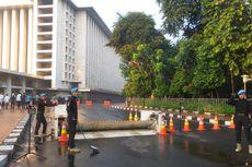 Pengamanan Shalat Id di Masjid Istiqlal Diperketat Dibanding Tahun Lalu