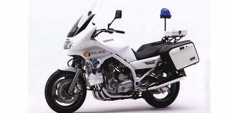 XJ900p Yamaha khusus kepolisian