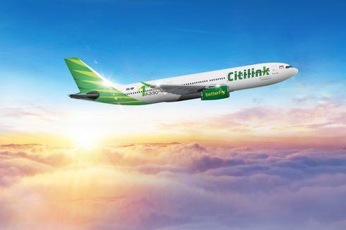 Citilink Diskon Tiket Pesawat, Hotel hingga Rapid Test Gratis
