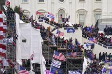 Biden Beri Penghormatan ke Polisi yang Tewas Menghalau Pendukung Trump di Capitol