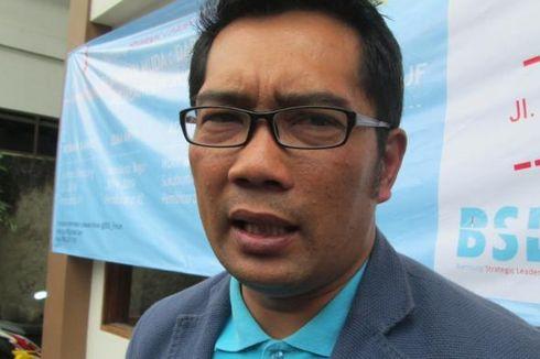Ridwan Kamil: Rencana Pemindahan Pemerintahan Bandung Bukan Politis