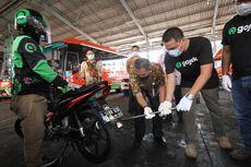 Gojek Beri Uji Emisi Kendaraan Bermotor Gratis buat Mitra