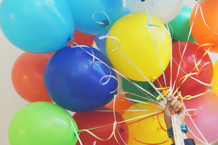 Ilustrasi perayaan ulang tahun.