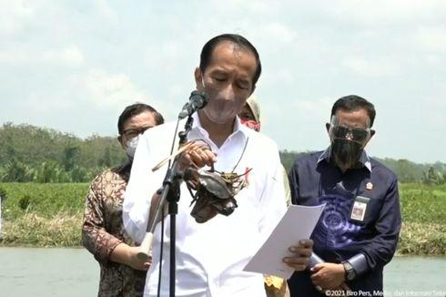 Jokowi Janji Terus Bangun Pelabuhan hingga Tol Laut