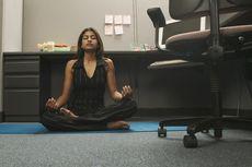 Meditasi di Sela-Sela Kesibukan Kerja..