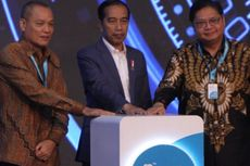 Cita-cita Jokowi: Jadikan Indonesia Pusat Industri Mobil Listrik Dunia