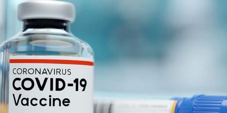 A photo of Covid-19 vaccine.